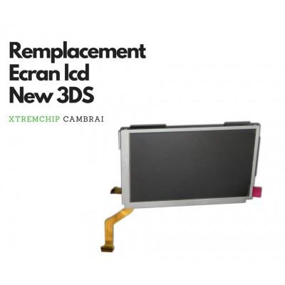 Remplacement écran supérieur New 3DS