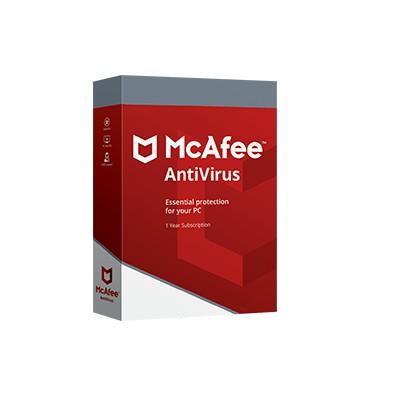 Vente et installation solution antivirus Mcafee
