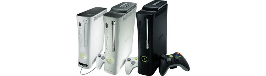 "Réparation xbox 360 ""fat"""