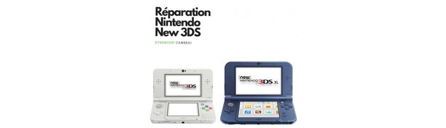 Réparation New 3DS / XL