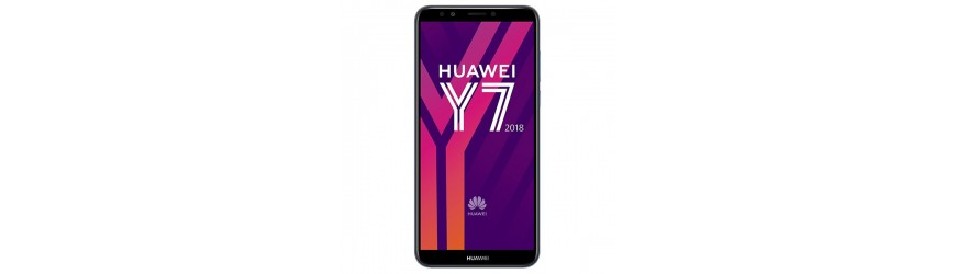 Réparation Huawei Y7 2018 Cambrai
